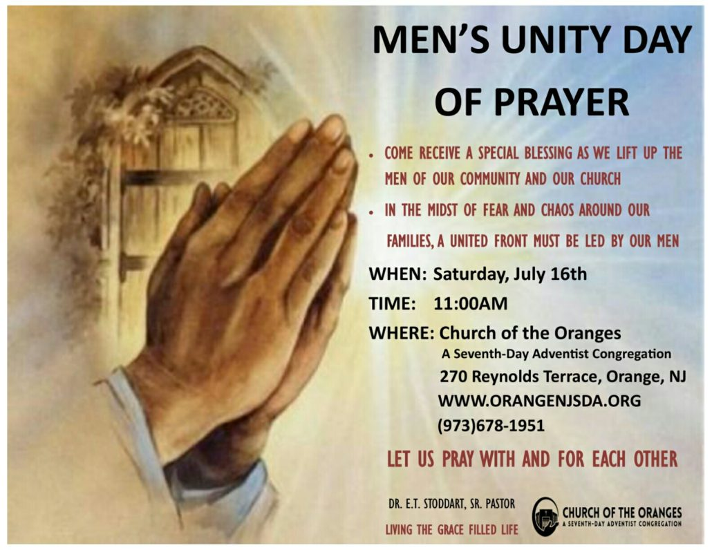 mens unity day
